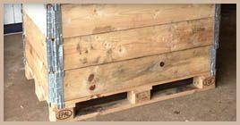 TIPA Træemballage – kvalitetspaller og specialemballage