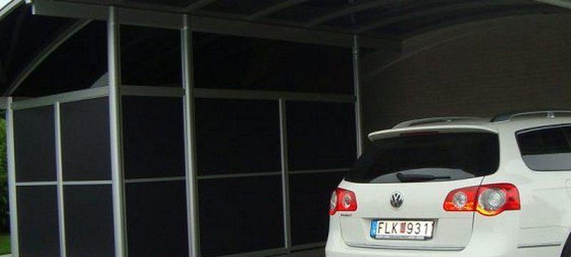 Få overdækket din carport helt i dag